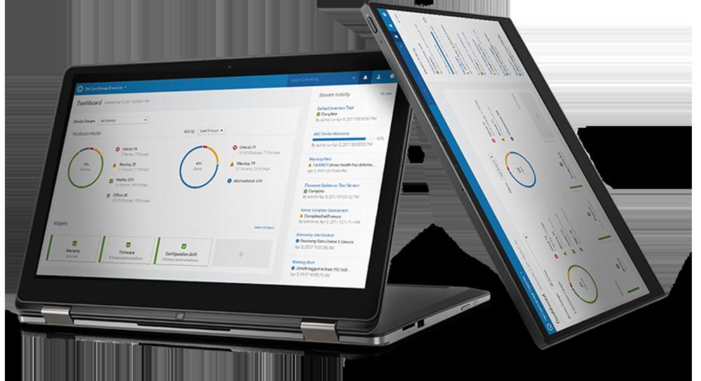 Dell EMC OpenManage Enterprise