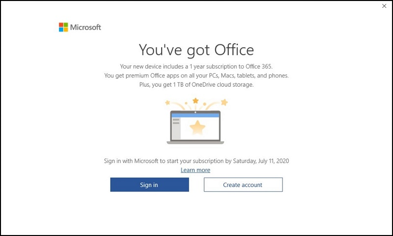 You Got Office