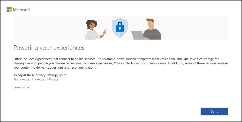Microsoft Powering Your Experiences