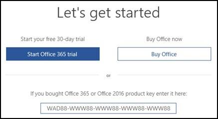 Microsoft Let's Get Started
