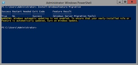 How to install Windows Server Migration Tools | Dell Canada
