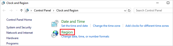 HOW16966_en_US__16Clock and region window
