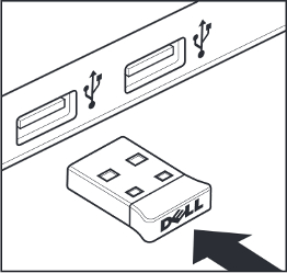 Wireless USB Receiver Placement
