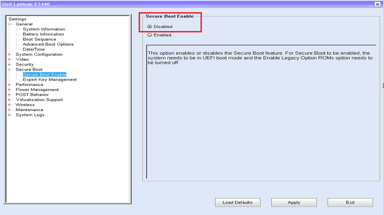 SLN142679_es__4UEFI_BIOS_SecureBoot_Disabled