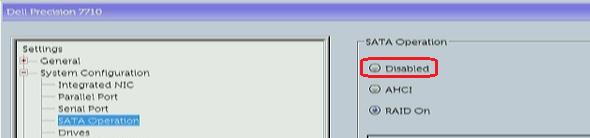 Precision 7710 BIOS