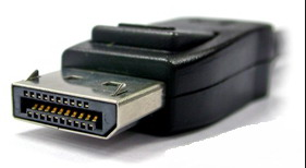 DisplayPort Cable Connector