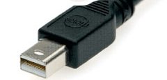 Mini DisplayPort Cable Connector