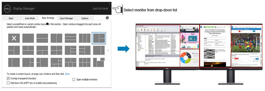 What Is Dell Display Manager Dell New Zealand