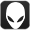 Alienware hlava