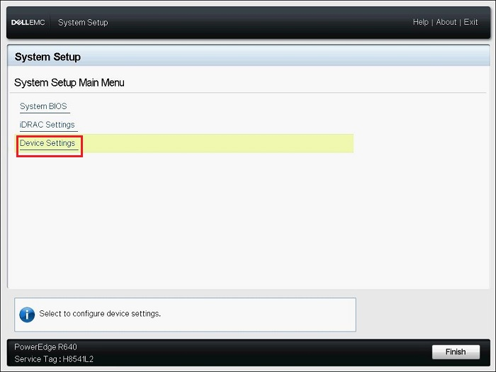 HOW17083_es__1systemsetup_select device settings