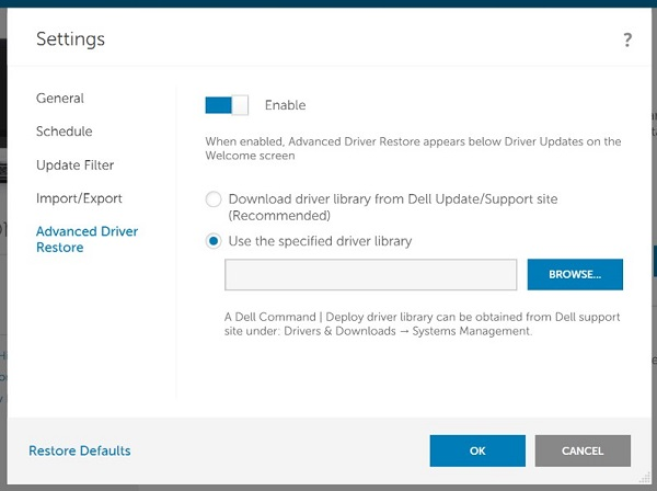 HOW10760_de__18Enable option and specify driver library