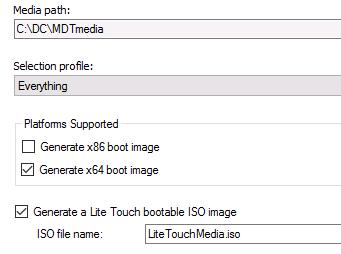 HOW11493_cs__33Generate x64 boot image