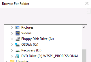 HOW11493_es__17Browse for DVD folder