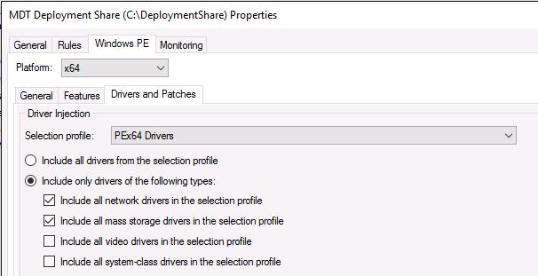 HOW11493_no__15Choose PEx64 drivers