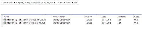 HOW11493_no__22Intel USB 3 driver temp folder
