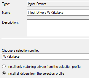 HOW11493_no__27Install all drivers from the selection profile